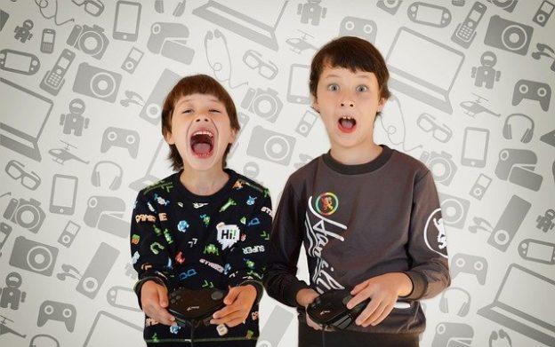 Computerspiele für Kinder