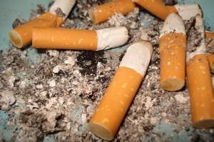 Rauchen ist schädlich - Lungenkrebs