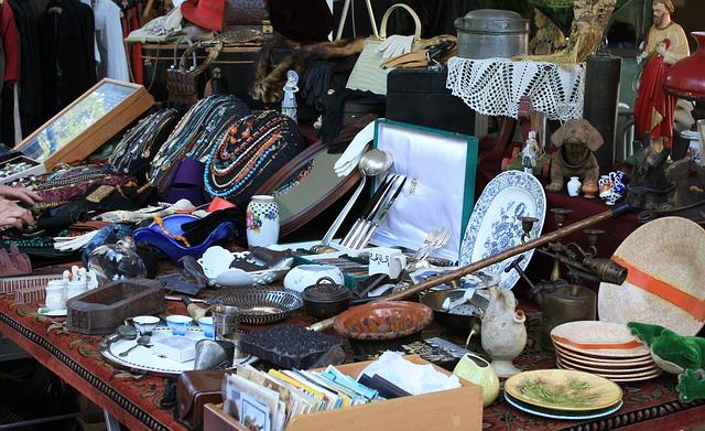 Flohmarkt - Pixabay