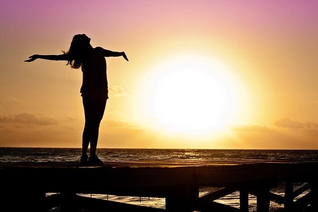 Sonne Wohlbefinden - Pixabay