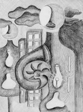 Bleistiftzeichnung-2010-Manuela-Jung-MJ-Arts