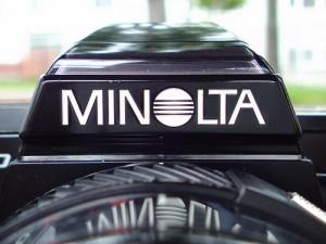 Ladeschale für Minolta