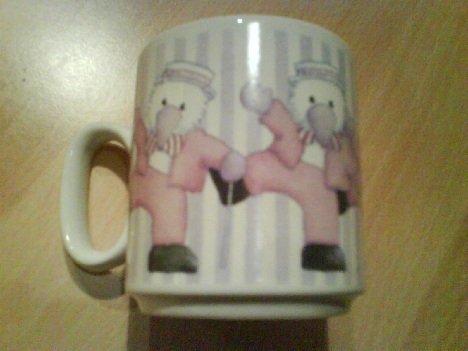 Tassenparade 2011 Tasse #1 von Wortschubse