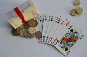 Poker - Texte - Glücksspiel