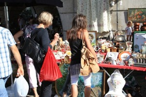 Flohmarkt Trödelmarkt - Pixabay